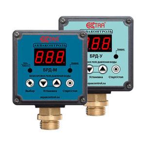 Безыскровое реле давления для систем водоснабжения БРД-2,5 кВт