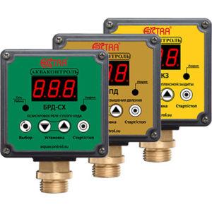 Безыскровое реле защиты по давлению БРД-2,5 кВт(СХ, ПД, КЗ)