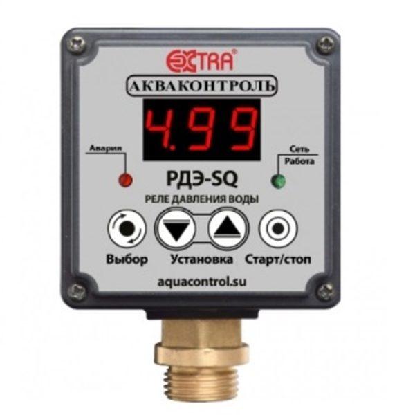 РДЭ-SQ Реле давления электронное для систем водоснабжения